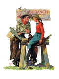 """Dude Ranchers ""July 23  1932"