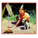 """""""Weiner Roast """"May 1  1934"""