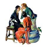 """""""Gossiping """"December 5  1931"""