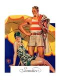 """""""Summertime  1927 """"August 27  1927"""