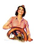 """Woman Takes the Wheel ""October 14  1933"