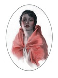 """Woman in Shawl ""June 16  1923"
