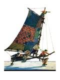 """""""Iceboat """"February 4  1928"""