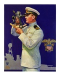 """Naval Officer ""February 24  1934"