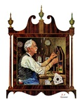 """Clockmaker ""July 18  1931"