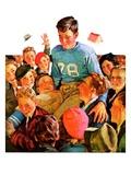 """""""Football Hero """"November 17  1934"""