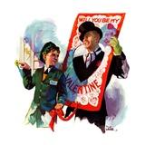 """Giant Valentine ""February 13  1937"