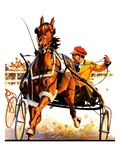 """Harness Race ""August 17  1935"