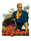 """Bushel of Apples ""November 14  1931"