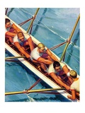 """Scullers ""June 25  1938"