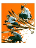 &quot;Ski Jumpers &quot;February 26  1938