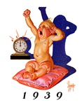 """Waking to the New Year ""December 31  1938"