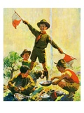 """Boy Scouts ""September 1  1930"