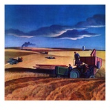 """Wheat Harvest ""June 1  1942"