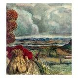 """""""Wisconsin River Valley """"October 1  1946"""