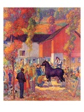 """Horse Auction ""October 1  1944"