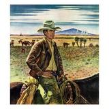 """""""Cattleman """"June 1  1946"""