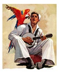 """Singing Sailor and Parrot ""October 16  1937"