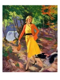 """A Walk in the Woods ""August 1  1931"
