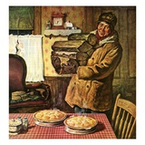 """Eyeing the Pies ""January 1  1945"