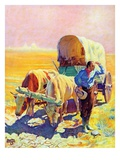 """Lost in the Desert ""July 1  1938"
