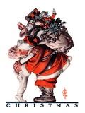 """""""Hug from Santa """"December 26  1925"""