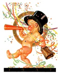 """Baby New Year Celebrates ""January 2  1937"