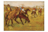 Before the Race  between 1882 and 1884