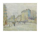 Boulevard de Clichy  1887