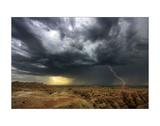 Badlands Lightning