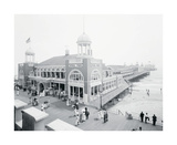 Atlantic City Steel Pier  1910s