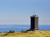 Weather Station on Brocken Mountain