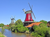 Twin Mills Greetsiel