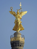 Victoria on the Victory Column in Berlin