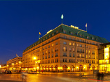Hotel Adlon at Night