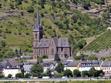 Parish Church of St Boniface with the Rheingau