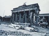 Construction in 1992