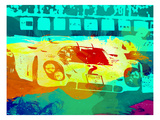 Porsche 917 Watercolor