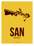 San San Diego Poster 1