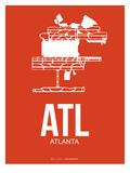 Atl Atlanta Poster 3