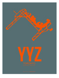 Yyz Toronto Poster 1