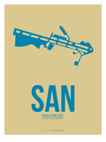 San San Diego Poster 3