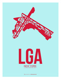Lga New York Poster 2