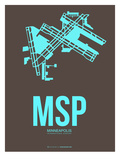 Msp Minneapolis Poster 1