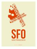 Sfo San Francisco Poster 1