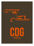 Cdg Paris Poster 3