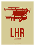 Lhr London Poster 1