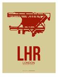 Lhr London Poster 1