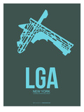 Lga New York Poster 3