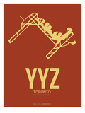 Yyz Toronto Poster 1